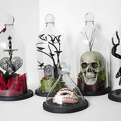 自制收藏钟罩的方法 塑料瓶做钟罩图解教程