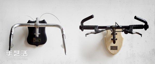 自行車把手標本DIY製作 靈感來自傳統打獵文化
