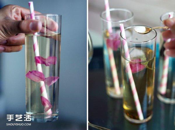 味覺與視覺的夏日盛宴 清涼玫瑰冰塊的做法