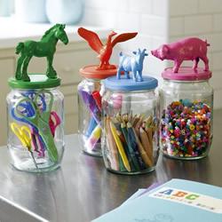 塑料动物玩具改造 14种塑料公仔DIY小制作