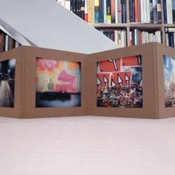 相框和CD套二合一 简单不失味道的手工礼物制作