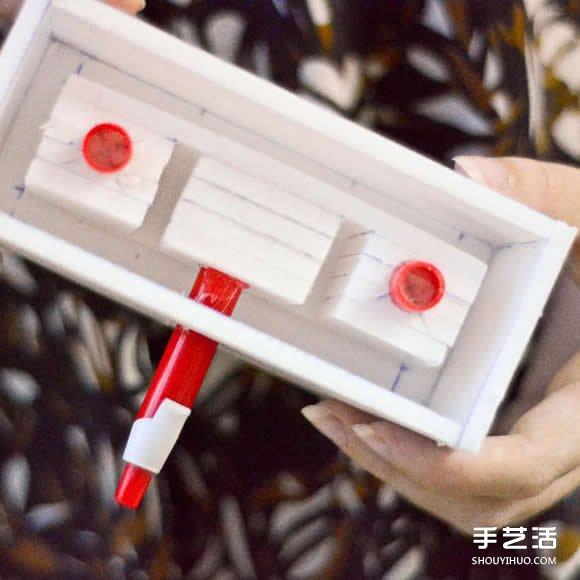 自製水泥針孔相機的方法 可拍照水泥相機DIY