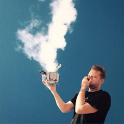简单又有趣的错觉摄影 教你如何玩转云彩