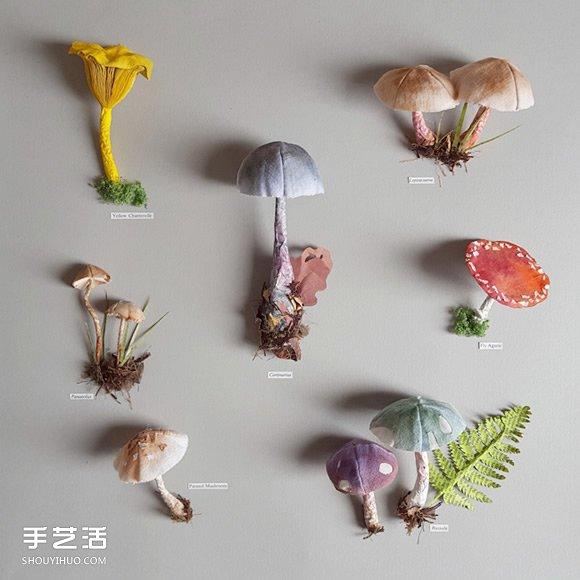 利用回收纸与天然染料 创作惊艳的自然系纸雕 -  www.shouyihuo.com