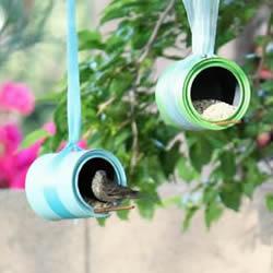 铁罐子废物利用图片 DIY铁罐的创意小制作