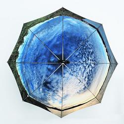 Panorella创意雨伞设计 拥有自己的一片天!