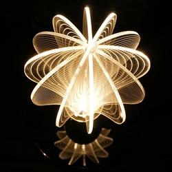 不一样的灯泡 以太阳系天体为灵感的透亮设计