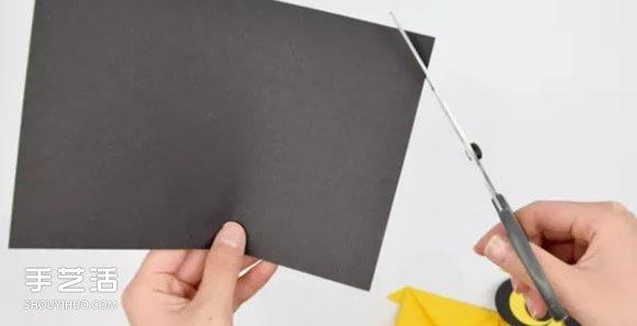 猫头鹰纸袋制作方法 简单手工纸袋折纸教程