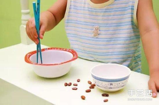 8个有趣的筷子游戏让孩子变机灵 赶快玩起来 -  www.shouyihuo.com