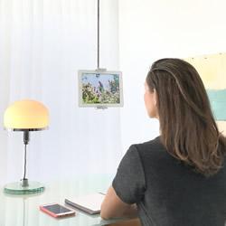 空中平板架 让你调整至最佳阅览高度和角度