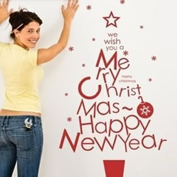 幼儿园环境创设图片之圣诞节墙饰布置方法