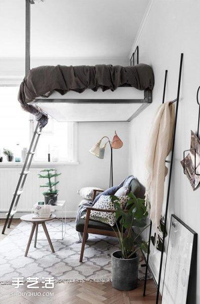 小公寓也要住得很舒適:小空間的裝潢小技巧