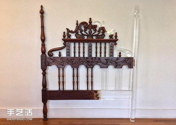 新旧并陈的压克力修补术 保存旧家具的岁月美 -  www.shouyihuo.com