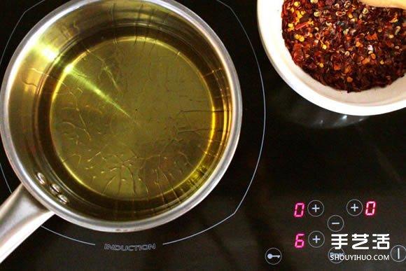 簡單百搭辣油DIY 不覆蓋食物原味的辣椒醬做法