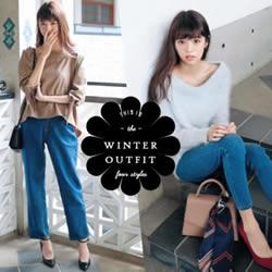 日本女生4种最迷人的秋冬流行穿搭小技巧