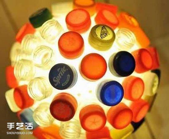 儿童瓶盖手工制作图片 简单瓶盖小制作创意图片
