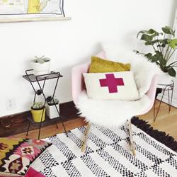 6个简单家居DIY 为家营造出舒适暖心的气氛