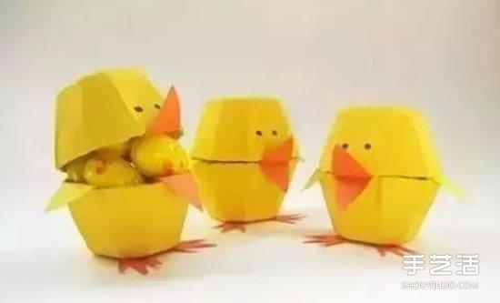 蛋托手工制作大全图片 幼儿园蛋托diy小制作(2)