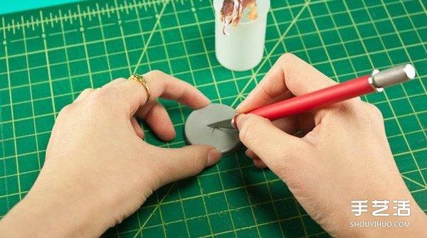 聖誕彩燈裝飾DIY方法 春節彩燈燈籠製作圖解