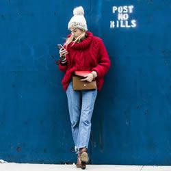 利用这10种搭配技巧 穿出巴黎女人的自信风格