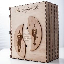 结婚没那么简单 DIY达人制作带机关求婚故事书