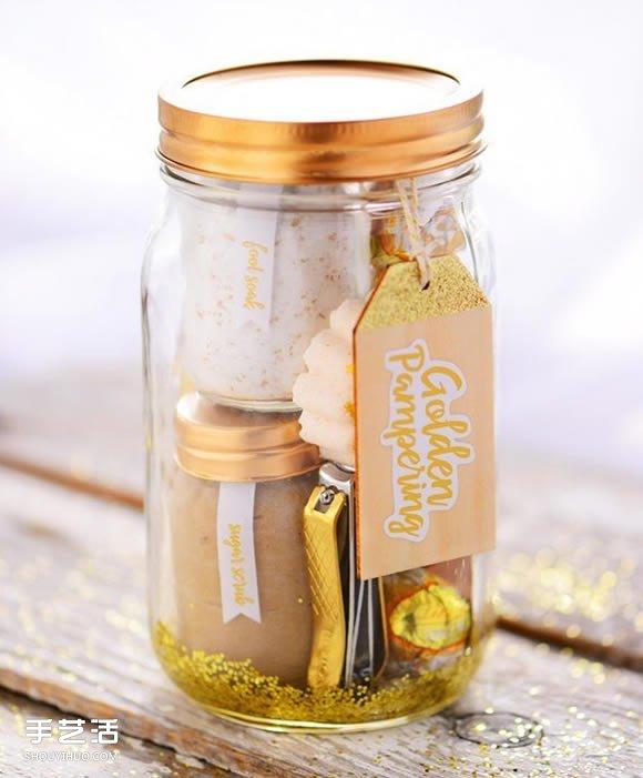 Mason Jar环保礼物DIY 值得你参考的送礼方式 -  www.shouyihuo.com