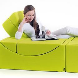 百变积木沙发设计 任你调整到舒服的角度