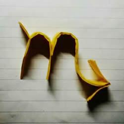 天蝎座符号的折纸方法 天蝎星座符号折法