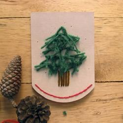 圣诞节挂饰手工制作 自制圣诞墙壁挂饰DIY方法