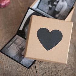 创意情人节礼物DIY 复古相册重温往日好时光