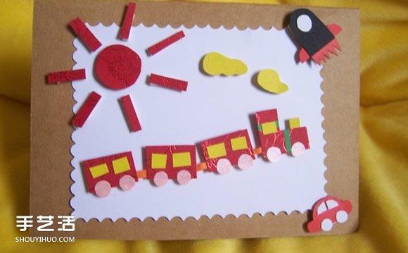 五种生日贺卡图片制作简单生日贺卡图片设计- www.shouyihuo.com