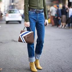 4个小诀窍 让你完美穿出牛仔裤的性感魅力