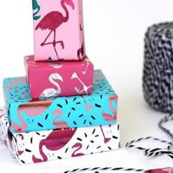 质感礼物包装DIY 5个简易方式带出品味与心意