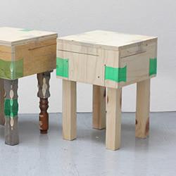 废弃塑料瓶变黏胶 利用塑料瓶制作家具的创意