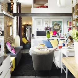 参考巴黎小公寓 打造出可爱的法式居家风格