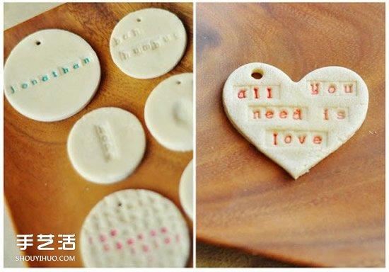 26种礼物包装标签DIY图片 让礼物更显别致! -  www.shouyihuo.com