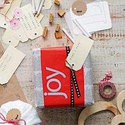 圣诞气氛手工DIY:美好的节日包装和墙壁挂饰