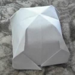 如何折纸帐篷的折法步骤 帐篷的折叠方法图解