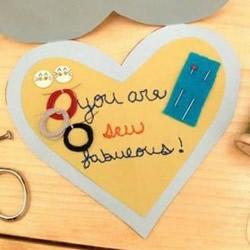 情人节爱心贺卡制作方法 漂亮爱心贺卡的做法