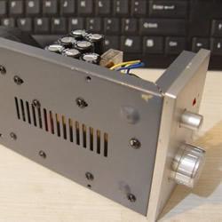 自制功放机教程图解 详细功放机DIY方法过程
