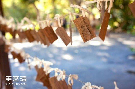 創意婚禮卡片DIY設計 手工製作婚慶卡片圖片