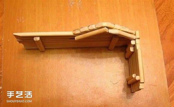 超简单仓鼠笼子制作 一次性筷子做仓鼠笼方法 -  www.shouyihuo.com