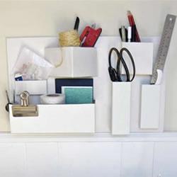 纸盒制作收纳架的教程 纸板收纳架手工制作