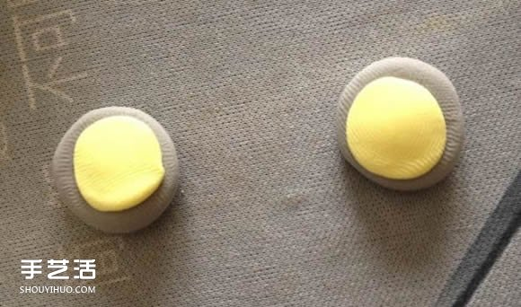 超轻粘土小老鼠DIY 用粘土做小老鼠图片教程 -  www.shouyihuo.com