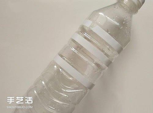 矿泉水瓶做小熊的方法 幼儿园小熊手工制作图片