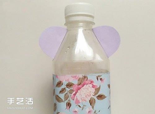 矿泉水瓶做小熊的方法 幼儿园小熊手工制作