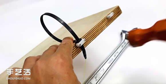 简易捕鼠器制作方法图解 自制捕捉老鼠的陷阱 -  www.shouyihuo.com