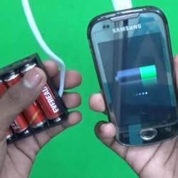 自制手机充电宝的教程 手机充电器DIY图解步骤