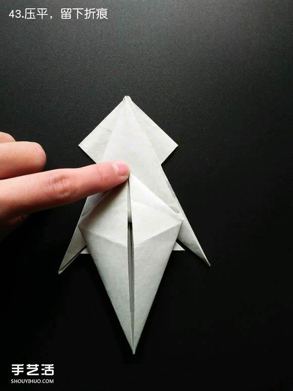 折纸大全 折纸动物