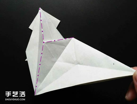 纸艺大全 折纸大全 折纸动物